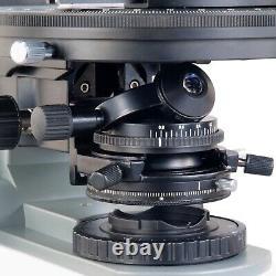 OMAX 50X-1000X Infinity Polarizing Metallurgical Microscope+9.0MP Digital Camera