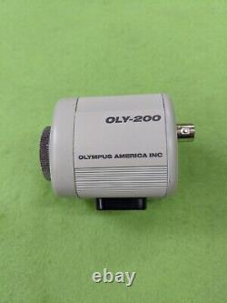 Olympus America Inc. Microscope OLY-200 Microscope Digital Camera