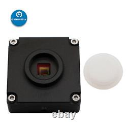 PHONEFIX 21MP 1080P HDMI USB Camera 0.5X Industrial Microscope Digital Camera