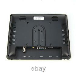 Phone Repair Electronic Digital Microscope LED Industrial Camera 8 Inch Screen