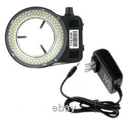 SONY IMX290 HDMI Digital Microscope Camera + 200X 500X Lens + LED Ring Light USA