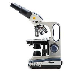 SWIFT 2500X Vet Clinical Doctor Medical Digital Binocular Microscope with Camera