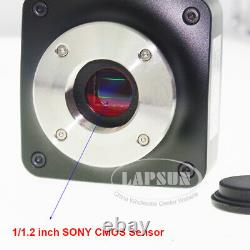 USB 3.0 High Speed 8.3M 4K 70FPS C-Mount Industry Biological Microscope Camera