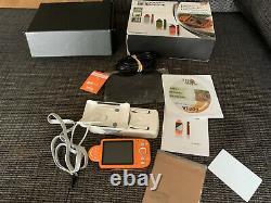 ViTiny VT-300 Portable LCD Digital Microscope 10x 200x with 3.5 LCD Screen