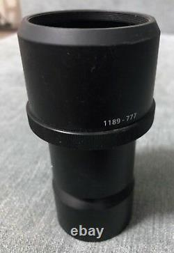 Zeiss Microscope Digital Camera Adapater 1189-777 & 1096-522