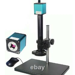 100x-720x Objectif 1080p 60fps Hdmi Caméra De Microscope Numérique Industriel Sony Imx290