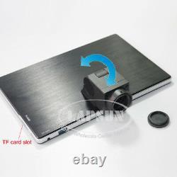 1080p 60fps 9 Pouces Moniteur Digital Microscope Industrie Caméra Intégrée