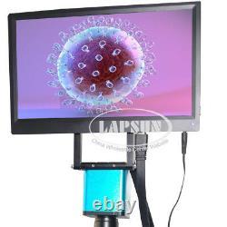 1080p 60fps Hdmi Caméra De Microscope Numérique Industriel Sony Imx178 +11.6 Ips LCD