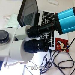 14mp Microscope Caméra Hdmi Usb Oeil Numérique Avec 0,5x C-mount Lens Sz1898