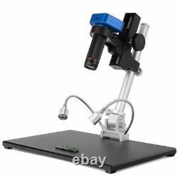 150x Microscope Hdmi Fhd Téléphone Numérique Pcb Smd Cpu Montres De Soudure Réparation De Caméra