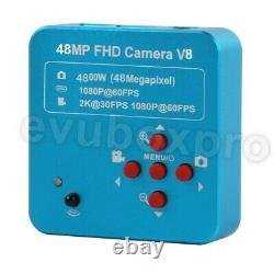 16mp / 21mp / 48mp Hdmi 1080p 60fps Industrial Usb Microscope Appareil Photo Numérique