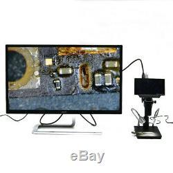 16mp 4k Stéréo Industrie Microscope Appareil Photo Numérique 5lcd Écran Withhdmi Usb Et Wifi