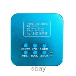 16mp Hd 1080p Hdmi Usb Industry Digital Microscope Camera Avec Télécommande