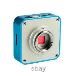 16mp Hd Digital Industry Microscope Camera C-mount Lens Hdmi Sortie Usb