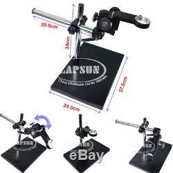 16mp Hdmi 1080p 60fps Microscope Industriel Appareil Photo Numérique + 10 LCD F / Pcb Réparation