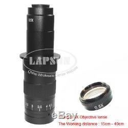 16mp Hdmi 1080p 60fps Usb Fhd Industrial C Microscope Réparation Pcb Appareil Photo Numérique
