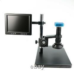 16mp Hdmi Usb Output Hd Digital Industry Microscope Camera C-mount Lens
