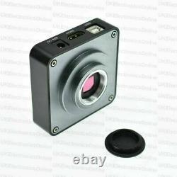 21mp 1080p 60fps Microscope Industrial Usb Hdmi Appareil Photo Numérique