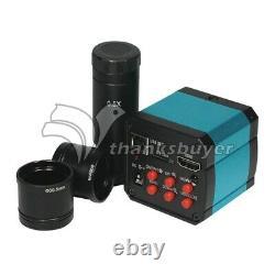 2307su 14mp Caméra De Microscope Industriel Hdmi Usb Sortie Oeil Numérique W