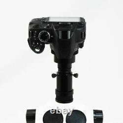2x Dslr Appareil Photo Numérique Microscope Kit Adaptateur, C-mount Coupler T-mount