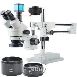 3.5x-90x Trinocular 14mp Full Hd 1080p Hdmi Industry Digital Microscope Camera