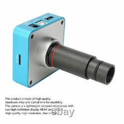 34mp Hdmi Usb Hd 1080p Vidéo Digital Zoom Industriel Microscope Caméra Enregistreur