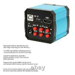 37mp 1080p 60fps Hdmi Usb Industrial C /cs Lens Microscope Appareil Photo Numérique