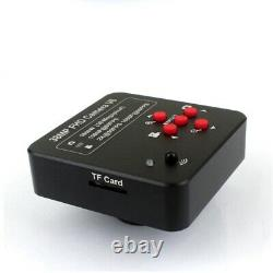 38mp 1080p 60fps Industrie Microscope Numérique Caméra Vidéo Fit Téléphone Réparation Pcb