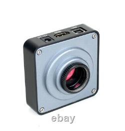 38mp 2k 1080p 60fps Industrie Microscope Numérique Caméra Vidéo Chip Réparation De Téléphone