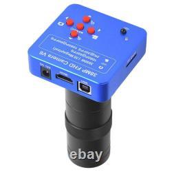 38mp Hdmi Usb Hd 1080p Vidéo Digital Zoom Industriel Microscope Caméra Enregistreur