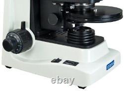 40x-1600x Phase Contrast Compound Siedentopf Plan Microscope+ 9mp Appareil Photo Numérique