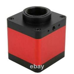 48mp 1080 Hdmi Appareil Photo Numérique Industriel À Microscope Réparation De Soudure + 180x Lentille