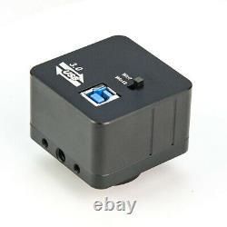5.0mp Usb3.0 Caméra Numérique Microscope Cmos Calibrateur Industrie Oculaire C-mount