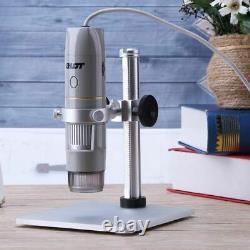 500x Polarized Light Usb Microscope Digital Caméra Vidéo Semi-conducteur Test