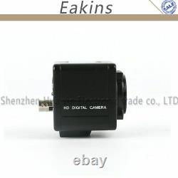 800tvl 1/3 CCD Coms Bnc Couleur Digital Industry Caméra Microscope Vidéo