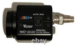 Adaptateur Vidéo Leica Microscope Avec Adaptateur C-mount Et Appareil Photo Numérique Watec