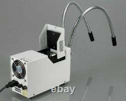 Amscope 2x-225x Trinocular Zoom Stéréo Microscope + 9mp Appareil Photo Numérique
