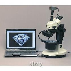 Amscope 5mp Digital Usb Microscope Camera 30fps Video/stills Pour Windows Et Mac