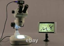 Amscope 720p Wi-fi Microscope Appareil Photo Numérique + Logiciel