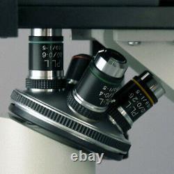 Amscope Inverted 40x-800x Tissu Culture Microscope + Appareil Photo Numérique 10mp