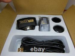 Amscope Mu1000 Microscope 10mp Appareil Photo Numérique + Logiciel