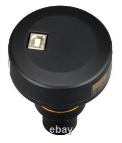 Caméra Au Microscope Usb Numérique Omax 10m Pixel Avec Logiciel Et Micromètre De Scène