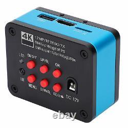 Caméra Microscope 12mp 1080p 4k Cmos Uhd Caméra Électronique Numérique Industrielle