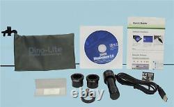 Caméra Numérique De Microscope Vidéo Couleur Dino-eye Edge Series Am7025x