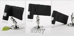 Caméra Pliable 5mp Hd Portable Portable Avec 3 Écrans LCD 8 Led