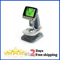 Celestron 5 Mp Infiniview LCD Digital Microscope Captures Appareil Photo Numérique