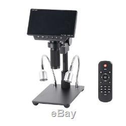 Hayear Hy-1080 34mp 4k À Souder Microscopes Caméra Maintenance Industrielle Digit