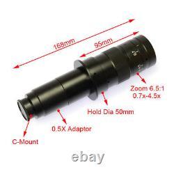 Hd 1080p 60fps 16mp Hdmi Appareil Photo Numérique De L'industrie De La Vidéo C-mount Microscope