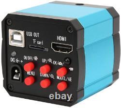 Hdmi Microscope Caméra 1080p Hdmi Usb Microscope Industriel Caméra Numérique À