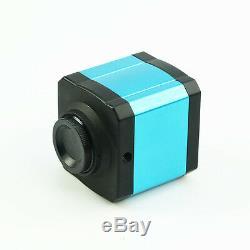 Hdmi Usb Microscope 14mp Appareil Photo Numérique CCD Lentille Électronique Oculaire Withadapter